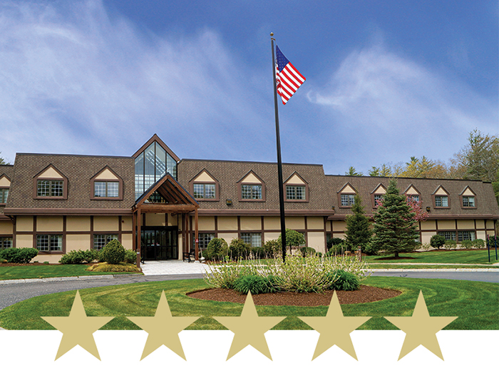 Sippican Healthcare Center Earns a Five-Star Rating from the Centers for Medicare & Medicaid Services