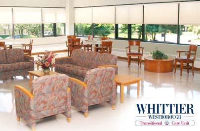 Whittier Westborough MA Rehabilitation - Transitional Care Unit