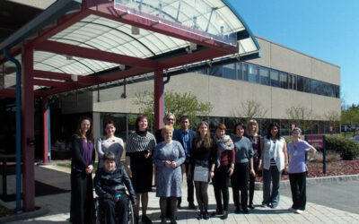 Delegation from Belarus visits Whittier Rehabilitation Hospital