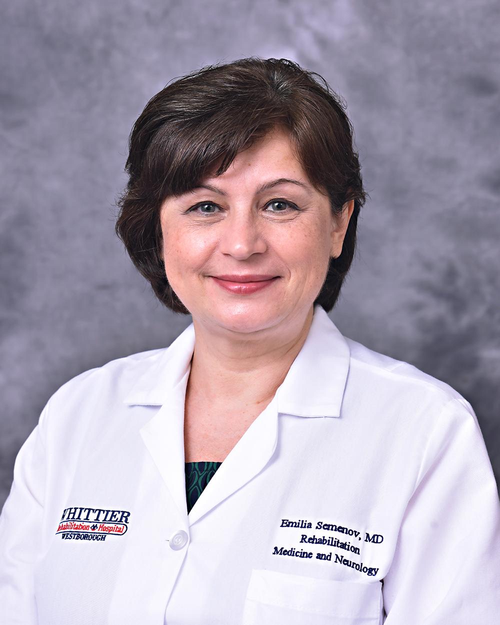 Emilia Semenov, MD, Staff Physician