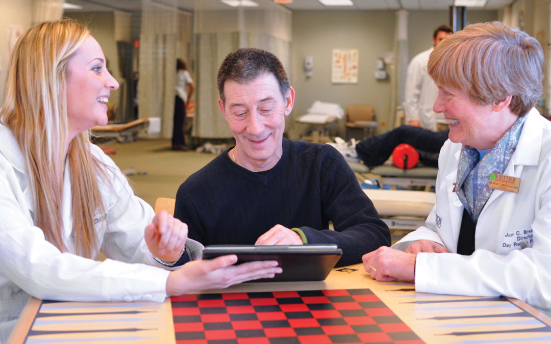 The Neurology Day Rehabilitation Program at Whittier Rehabilitation Hospital-Bradford