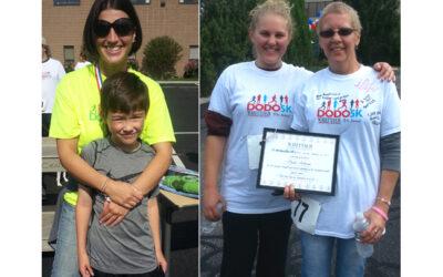 Whittier's 4th Annual Dodo 5k Run/Walk a big success!!!