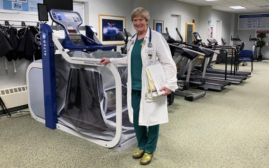 A Conversation with Dr. Joan Breen, Director of Neurology Day Rehabilitation Program @ Whittier Rehabilitation Hospital Bradford