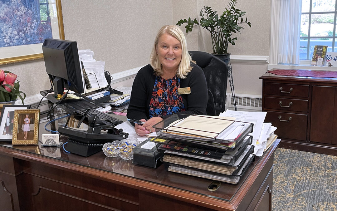 A Conversation with Brenda Miller, Admissions Coordinator at Masconomet Healthcare Center in Topsfield MA