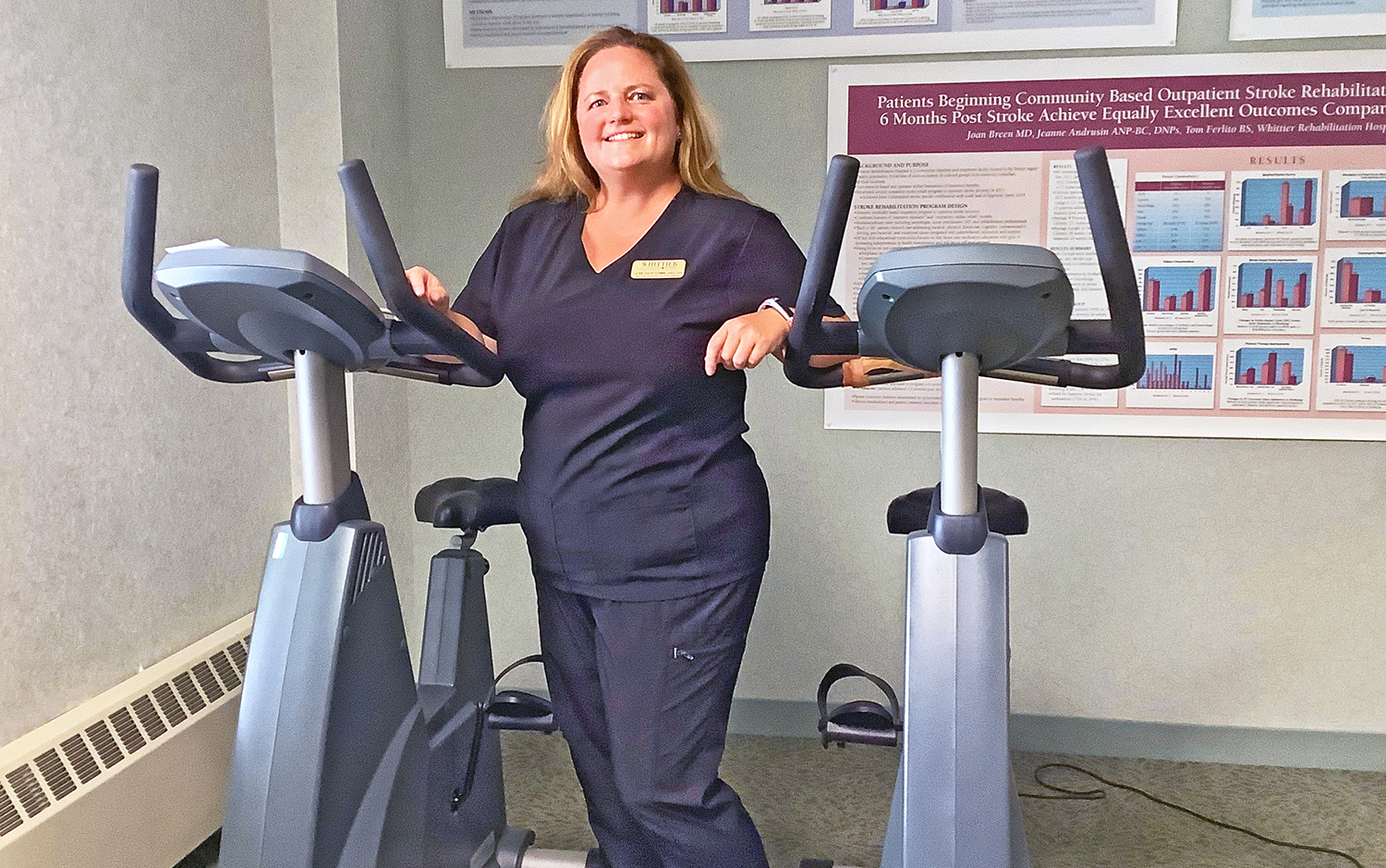 """An interview with Laurie Faust Lemire, Director of Rehabilitation Services @ Bradford """"We take a truly holistic approach when it comes to caring for a patient"""""""