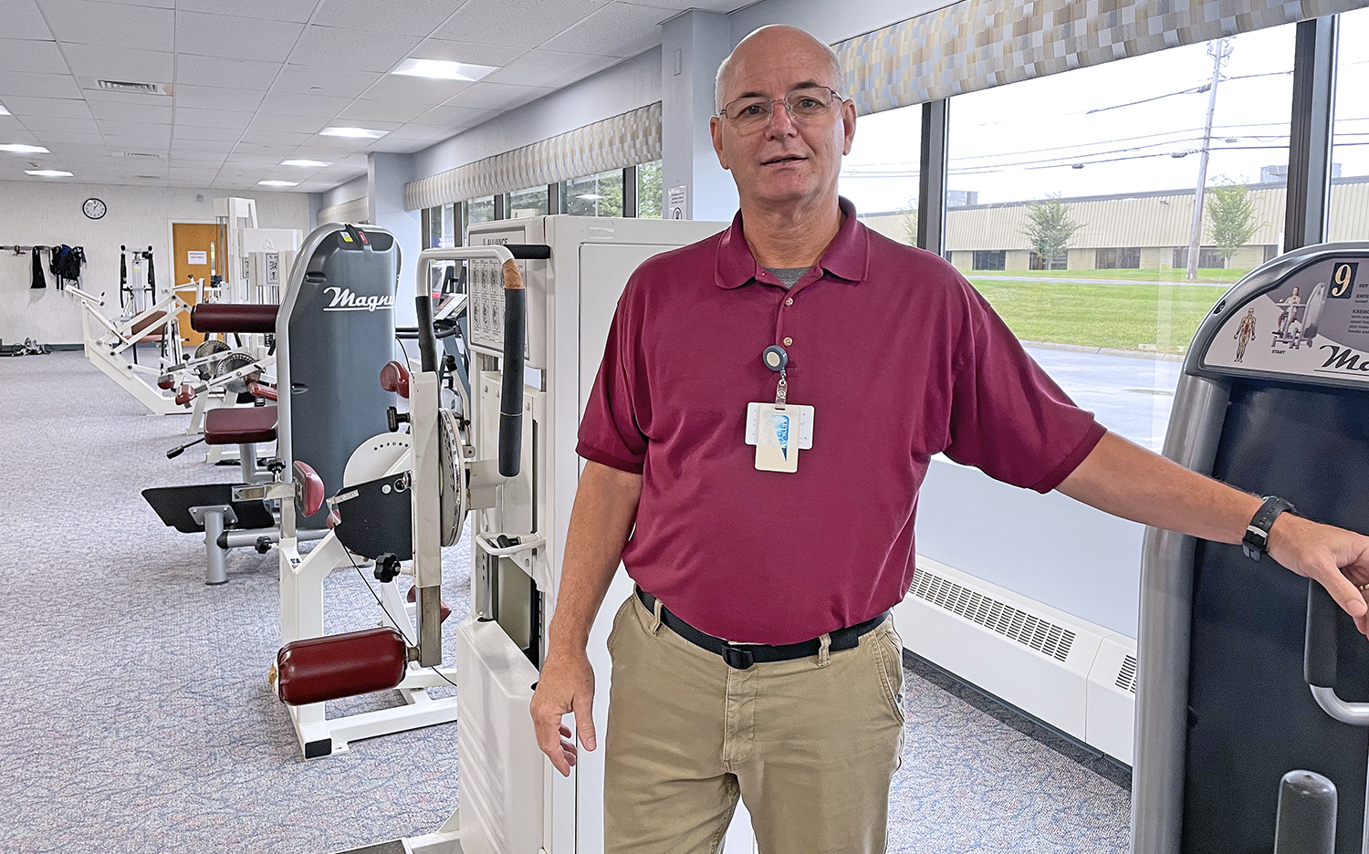 The Whittier Way: Michael Griffin, MSPT, discusses the different approach to Physical Therapy at Whittier Rehabilitation Hospital-Westborough's Outpatient Clinic